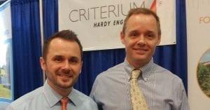 Criterium-Hardy Engineers, Ross & Kyle Hardy